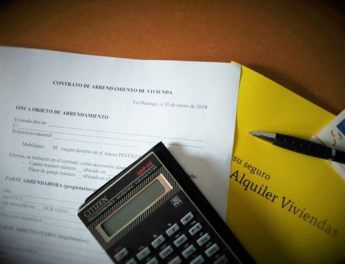 Fianza legal y otras garantías en un alquiler de vivienda (II)